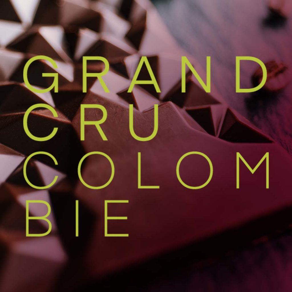 Tablette de coffola, café grand cru Colombie
